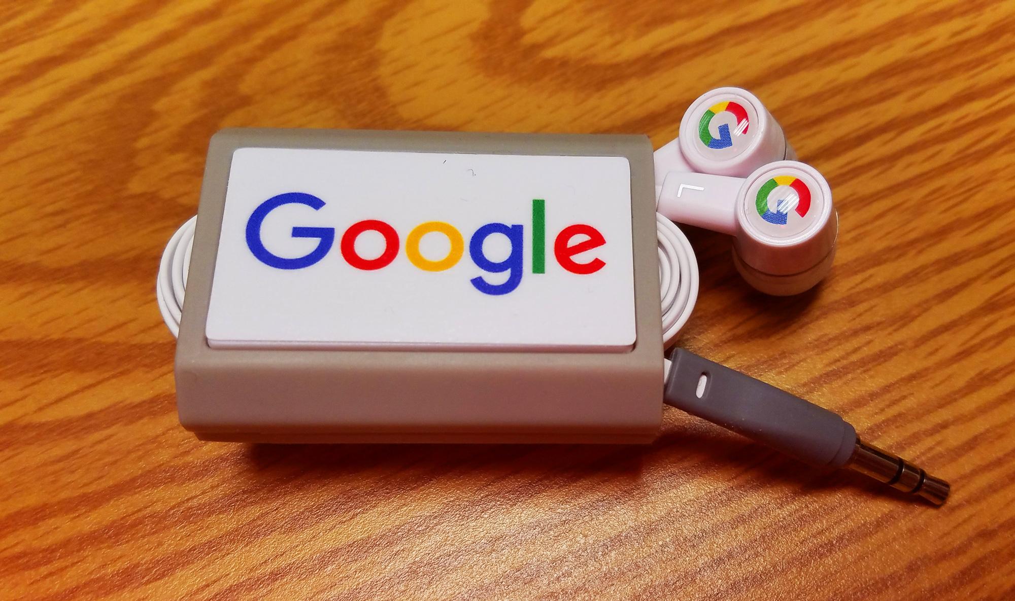 Google Ear Buds