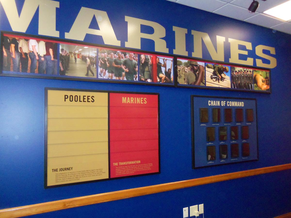 Marine Boards Installed