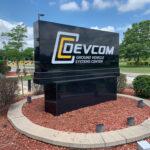 Devcom Signage