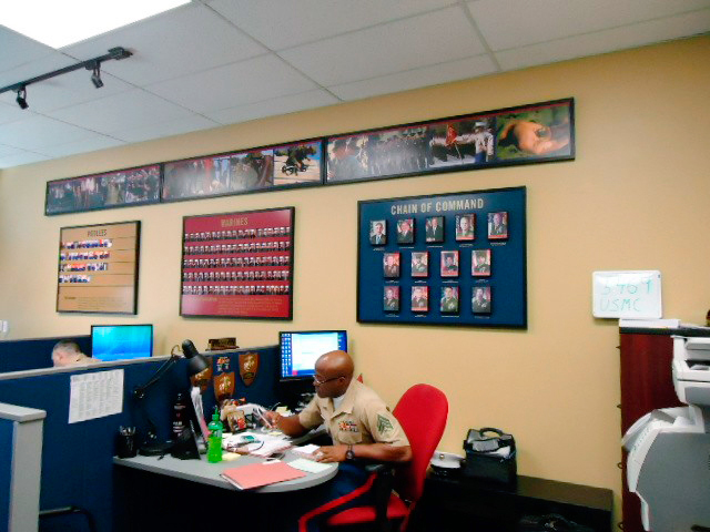 Marine Display Boards