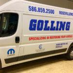 Golling Vehicle graphics