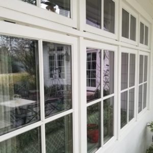 window cleaning for open house