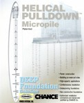 The Helical Pulldown Micropile is a system for constructing a grout column around the shaft of a standard Helical Pier Foundation System pile