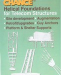 Helical pile Foundations for Telecom Structures with the use of guy anchors and helical pulldown micropiles