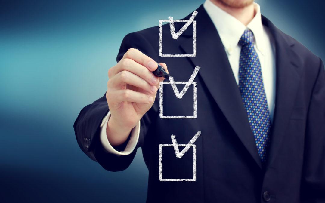 Check List for Handling Discount Demands