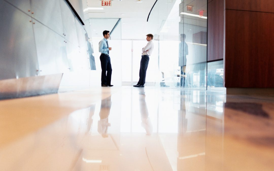 """Never Negotiate B2B Contracts """"On Your Feet!"""""""