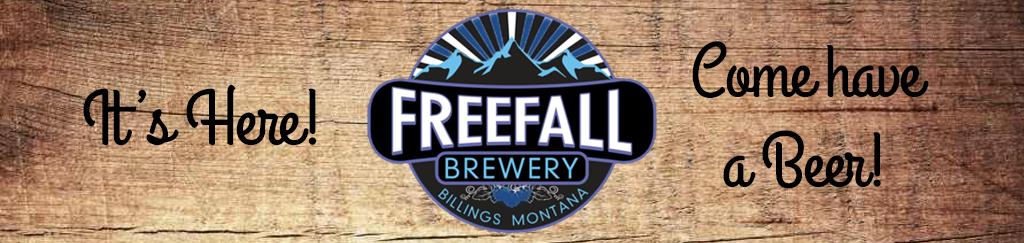 freefall brewery billings mt