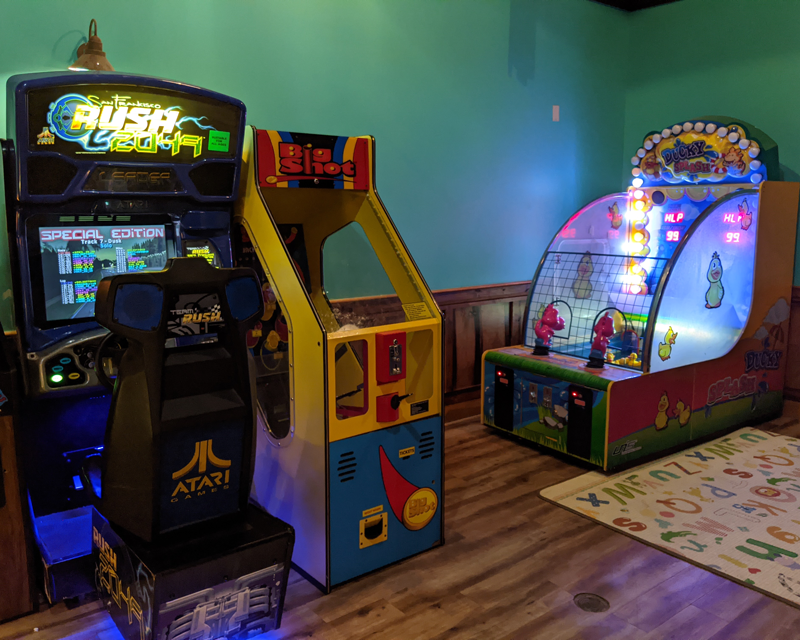 game room billings mt