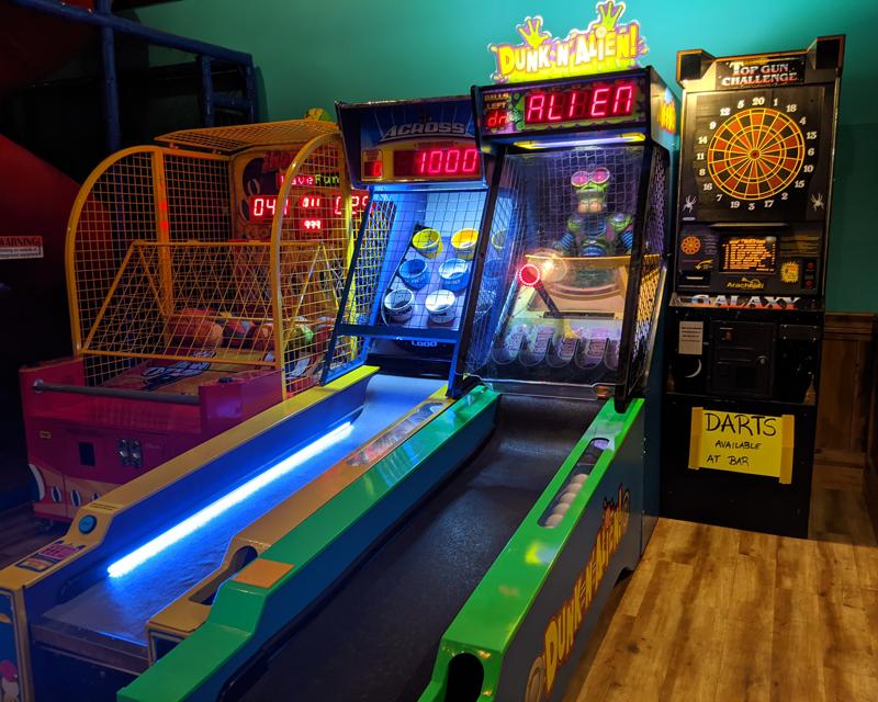 arcade room billings