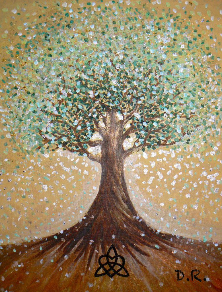 Abundance Tree