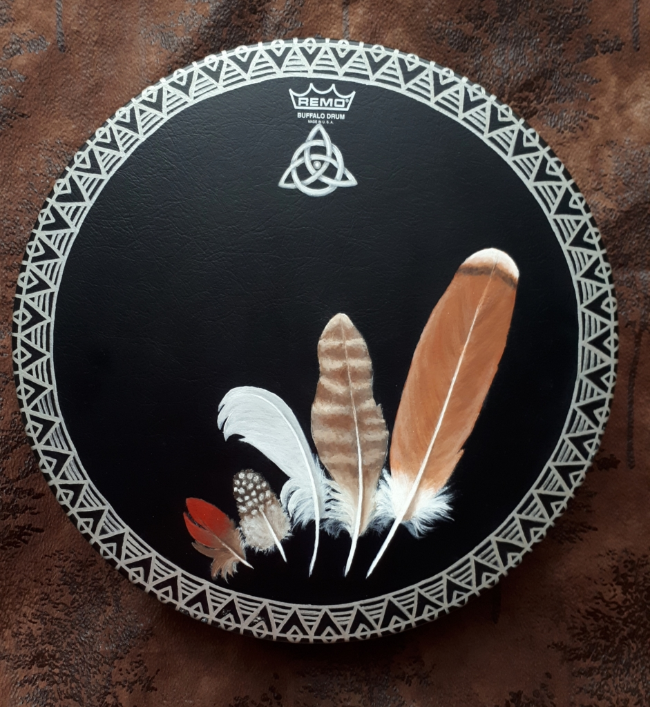 Feather Drum