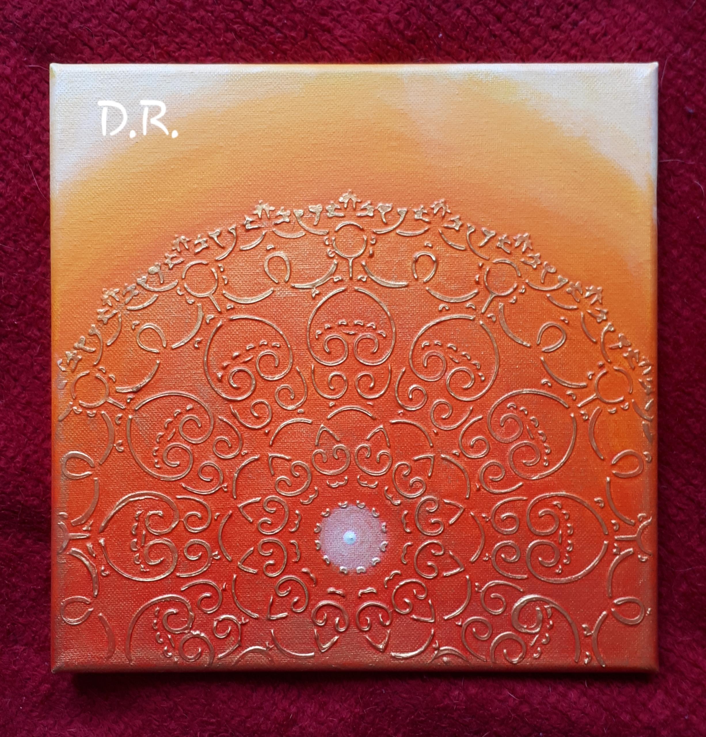 ORANGE (Chakra Series)