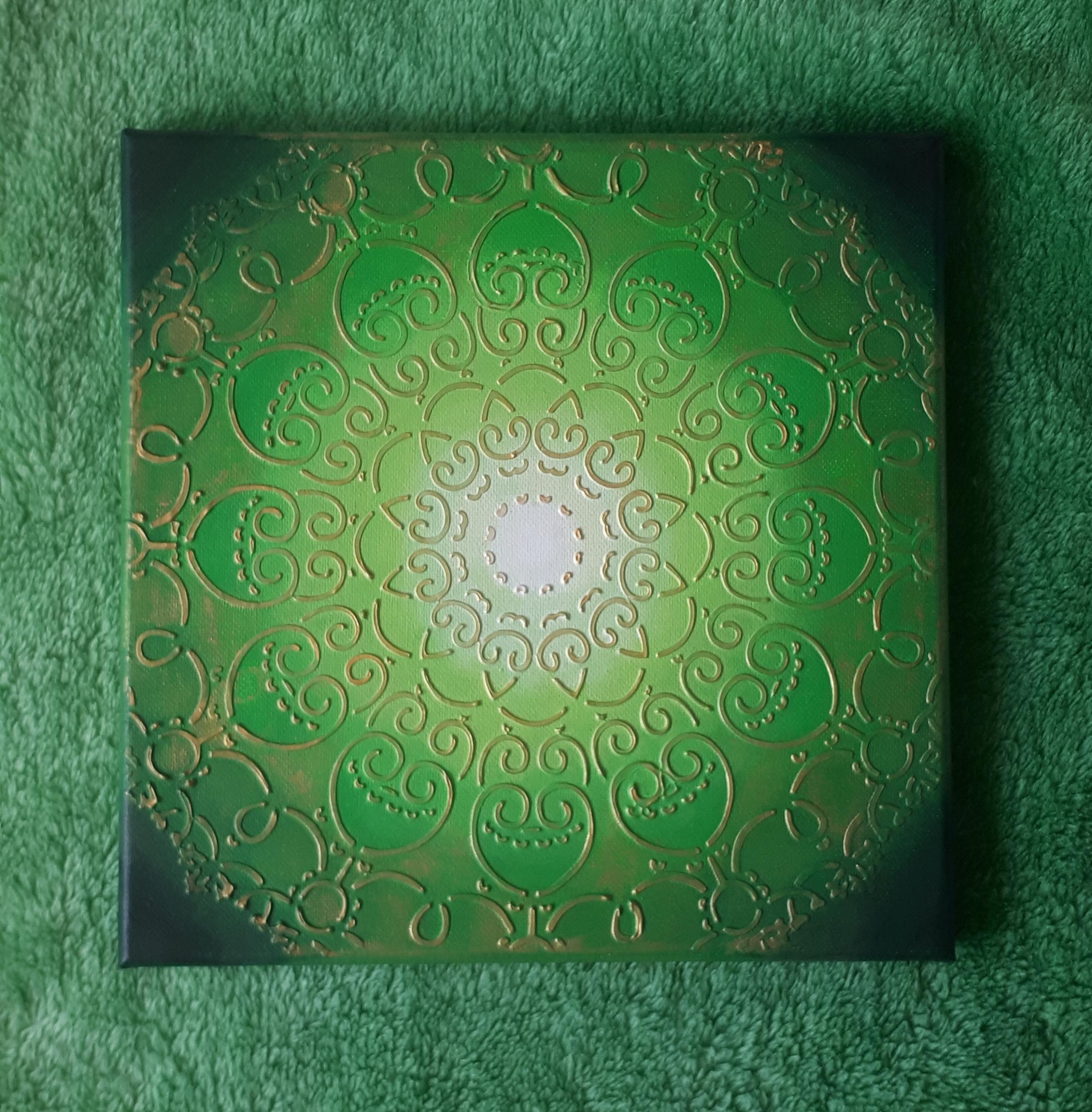 GREEN (Chakra Series)