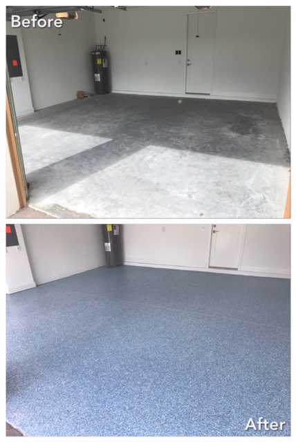 Epoxy floor fort myers