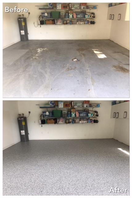 Garage Flake (Grey) Fiddlesticks