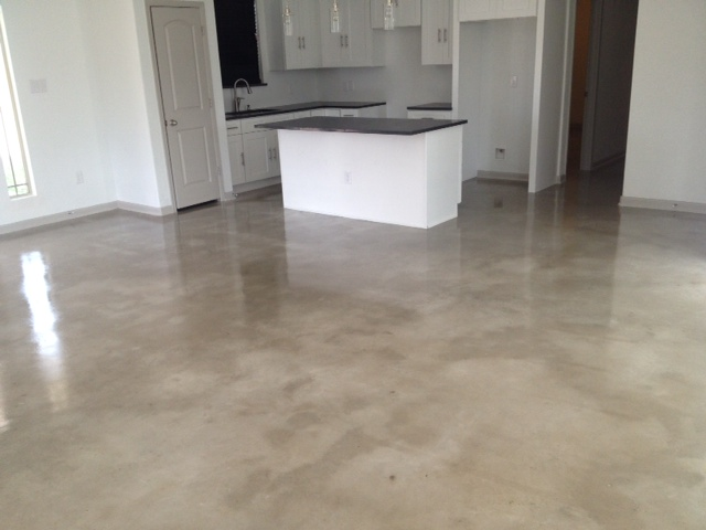 Stained Concrete Floors Naples