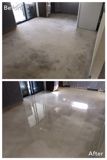 Concrete Flooring Naples