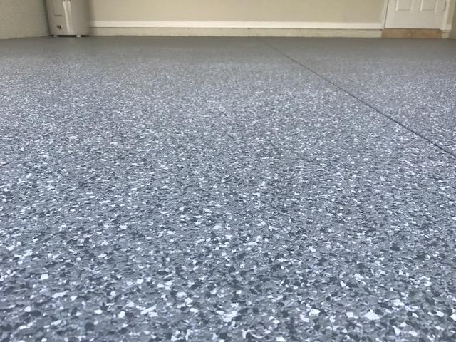 Garage epoxy