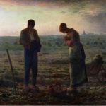 Jean Francois Millet, The Angelus