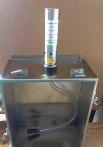 compressed air cooling systems