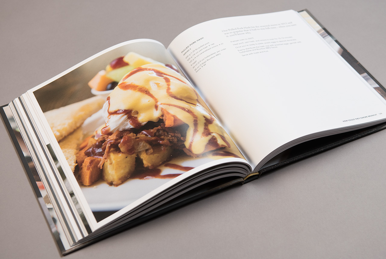 Feast On This Book 6 by HCD
