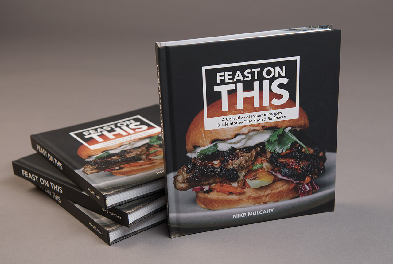 Feast On This Book by HCD