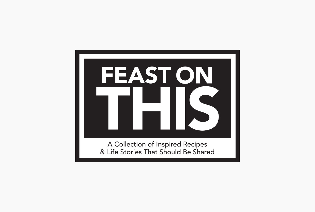 Feast On This Logo
