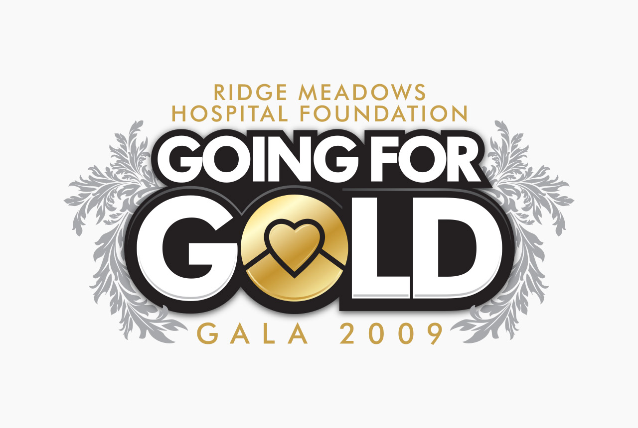 RMHF Gala 2009 Logo by HCD
