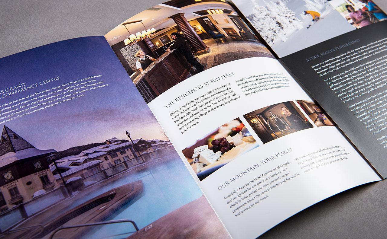 Sun Peaks Grand Brochure By HCD