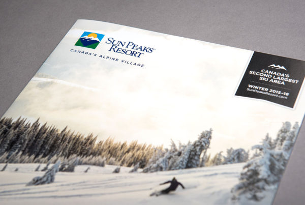 Sun Peaks Resort Winter Brochure by HCD