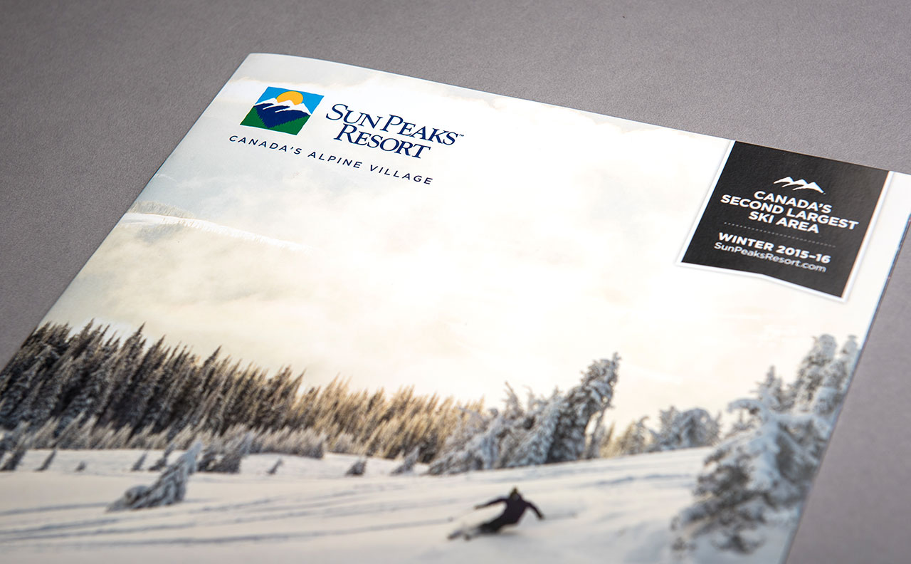 Sun Peaks Resort Winter Brochure by HCD