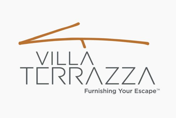 Villa Terrazza Logo by Harv Craven Design