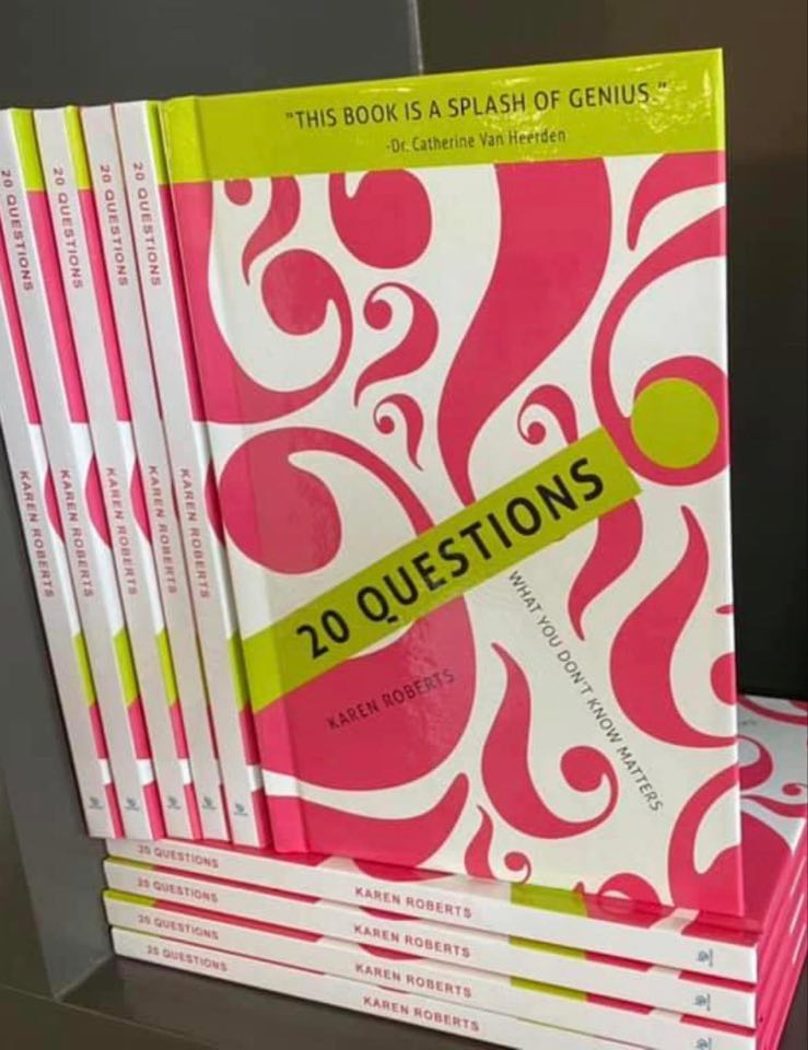 New Book Encourages Readers to Take Action in Their Lives and Get Unstuck Through 20 Life-Changing Questions