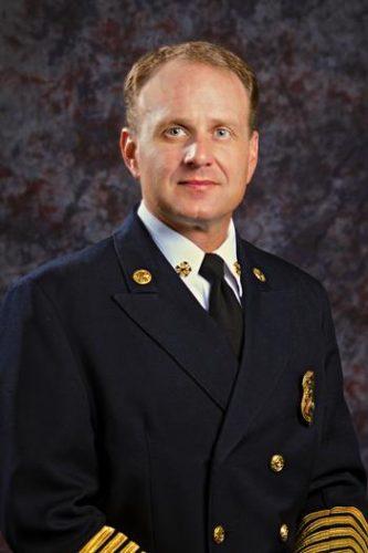 Scott Freitag, Chief, Central Arizona Fire & Medical Authority