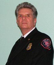 Dennis Light, Prescott Ariz. Fire Chief