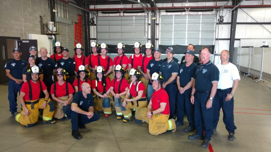 Fire Ops 101: Capt. Brian Burch, Central Arizona Fire & Medical Authority