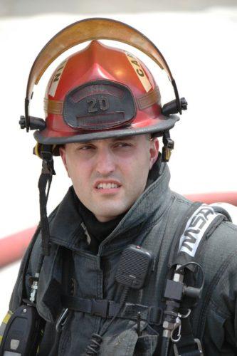 Apparatus Safety with Woodstock, Ontario Firefighter Mark van der Feyst