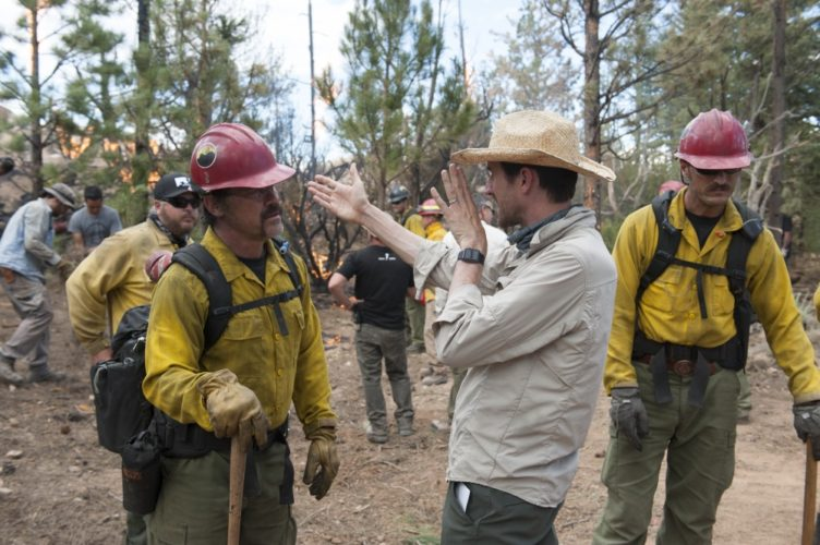 """Extra: Amanda Marsh on """"Only the Brave"""""""