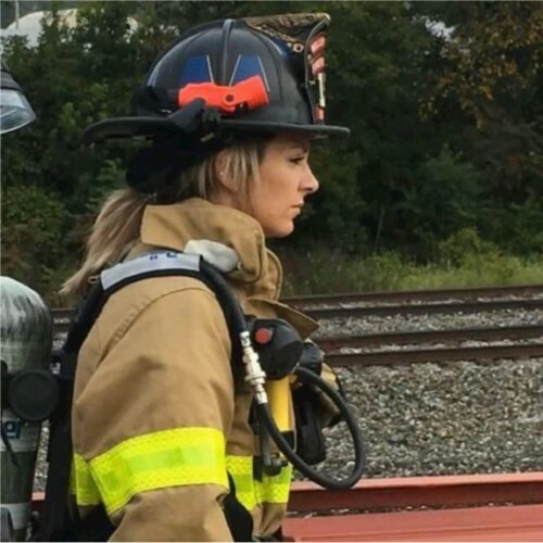 Firemen, Even if They're Women with Alexis Shady