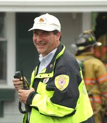 When Your Volunteer Firefighters Don't Fight (Much) Fire with Joe Maruca