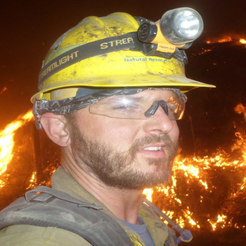 Fighting Wildland Fire with Charles Vaught