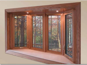 Bay windows, bow windows and garden windows ABC Windows And More Toledo Ohio