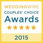 On Sunny Slope Farm Wins a WeddingWire Couples' Choice Award® 2015