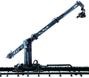 Technodolly Programmable Telescoping Camera Crane