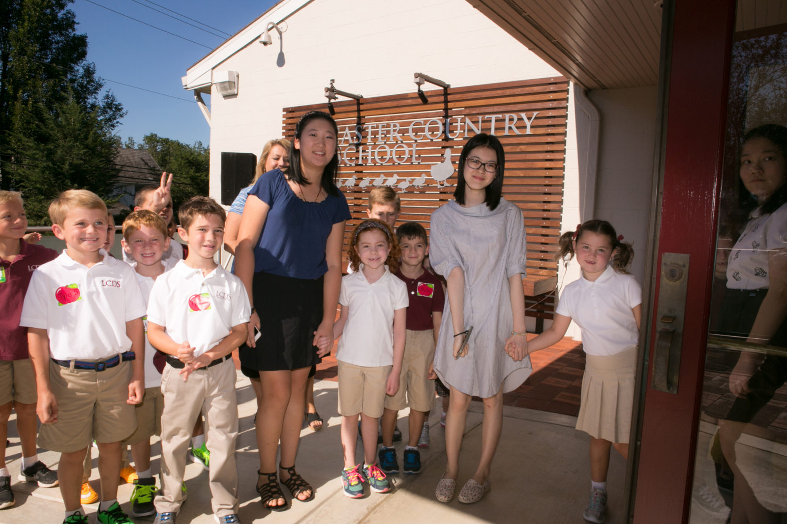 LCDS First Day of School 2016