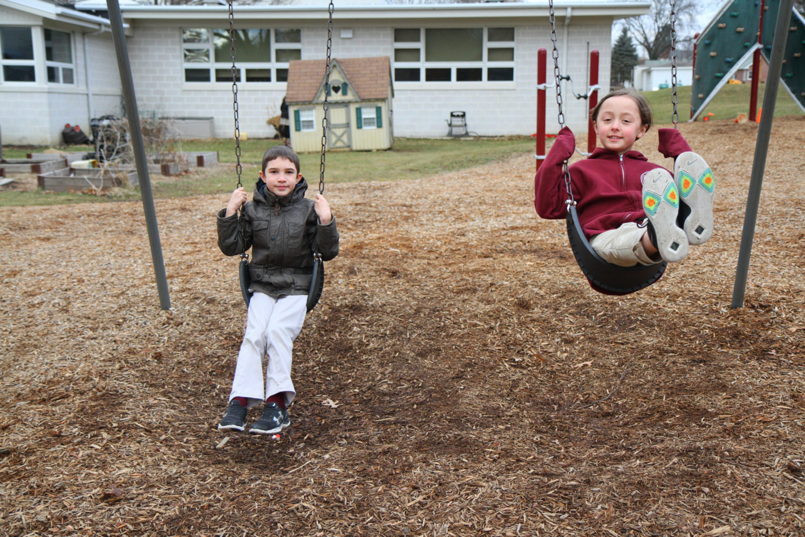 Forensics and Recess-14
