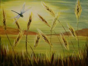 Dragonfly Fields @ Tipsy Brush