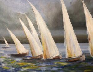 Sailing Days @ Tipsy Brush