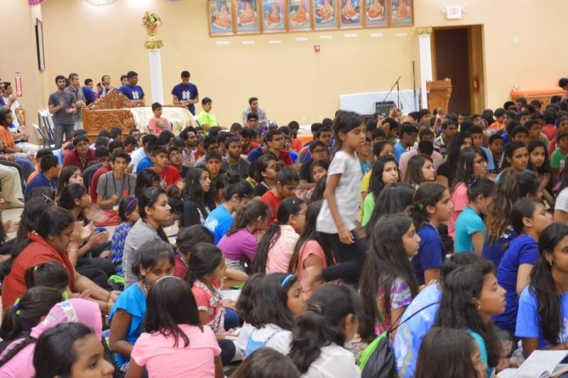 Shree Swaminarayan Nar Narayan Dev (NNDYM) Camp 2014 Byron Georgia (103)