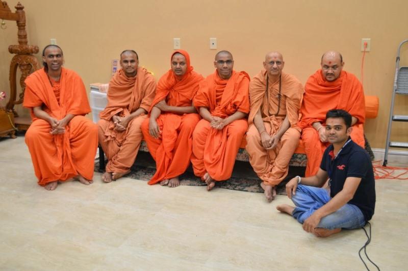 Shree Swaminarayan Nar Narayan Dev (NNDYM) Camp 2014 Byron Georgia (121)